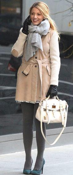Serena gossip girl style