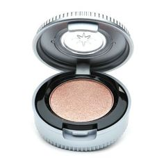 """If you're a shade or two lighter than me, this is the neutral shadow for you! Beautiful rose-gold just adds a little sparkle to what you've already got. My sister's fave. Urban Decay """"Chopper"""" eyeshadow"""