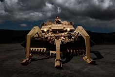 Assault Breacher Vehicle... Camp Pendleton, California...