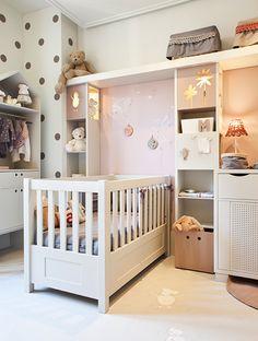 Dormitorio de bebé crecedero | Decoratrix | Decoración, diseño e interiorismo
