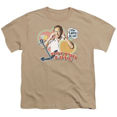 Love Boat: Doctor Love Youth T-Shirt