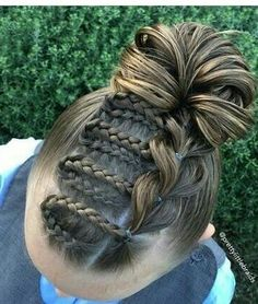 braided hairstyles hairstyles with beads braid hairstyles braids hairstyles hairstyles model to updo braided hairstyles hairstyles black girl hairstyles crown Girls Hairdos, Cute Girls Hairstyles, Princess Hairstyles, Pretty Hairstyles, Crazy Hairstyles, Girl Haircuts, Little Girl Hairdos, Teenage Hairstyles, Latest Hairstyles