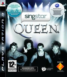 SingStar Queen - PlayStation Eye Enhanced (PS3) - http://www.cheaptohome.co.uk/singstar-queen-playstation-eye-enhanced-ps3/  SingStar Queen – PlayStation Eye Enhanced (PS3) Short Description Game Only, SingStar Microphones Required To Play – Not Included  British rock royalty is coming to SingStar, bringing a host of anthems to pump  your fist to!    A Kind Of Magic (PS3 Exclusive)  Another One Bites The Dust  Bicycle Race  Bohemian Rhapsody  Breakthru  Crazy L