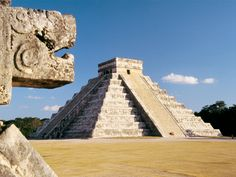 The genius and adaptability of Mayan culture can be seen in the ruins of Chichen Itza, on Mexico's Yucatan Peninsula.