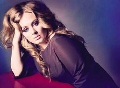 Adele. Absolutely stunning. AND I love her voice!
