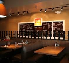 Image result for track lighting in restaurants