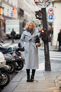 love this long coat for winter