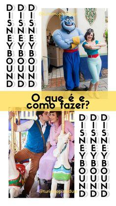 #Disneybound é uma brincadeira de vestir #fantasias usando roupas normais #inspirado nos #personagens #disney Disneybound, Disney Parque, Use E Abuse, Halloween, Orlando, Pixie, Baseball Cards, Sports, Dress Up Costumes