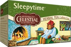 Sleepytime® Herbal Tea | Celestial Seasonings