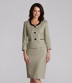 55f346ba7 17 Best Pant Suit images   Dillards, Skirt suit, 3 piece