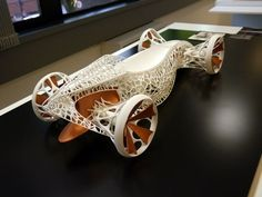 Love those organic forms, bioautomotive inspired - Rahmani Coventry Summer15 #ScaleModel