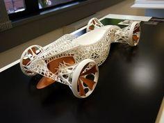 Love those organic forms, bioautomotive inspired - Rahmani Coventry Summer15 #ScaleModel