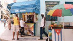 HAVANA, CUBA #travel #destination Alleyway, Cuba Travel, Havana Cuba, The Past, American, City, City Drawing, Cities