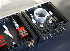 Mono and Stereo High-End Audio Magazine: Hattor Ultimate Passive preamplifier