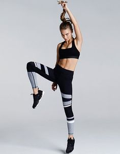 Lilybod Holly Leggings from Yoga Fashion, Sport Fashion, Fitness Fashion, Athleisure, Sport Studio, Holly Black, Yoga Pants Outfit, Fitness Photography, Moda Fitness