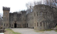 Nestled in the northern Cincinnati suburbs right on the river, you'll find this hidden gem..Loveland Castle