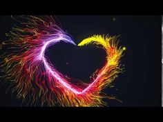Heart: Full of Particles Iphone Background Images, Smoke Background, Video Background, Photo Backgrounds, Black Backgrounds, Funny Vines Youtube, Wedding Photo Background, Flame Art, Birthday Template