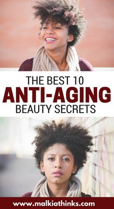 10 anti aging beauty products and secrets