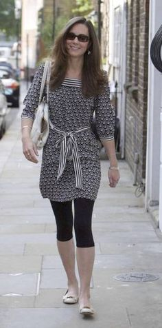 Topshop Pattern Tunic Dress Photograph
