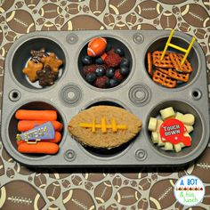 A Boy & His Lunch: The Super Bowl is Coming!