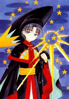 CLAMP, Madhouse, Cardcaptor Sakura, Cardcaptor Sakura Illustrations Collection 2, Eriol Hiiragizawa
