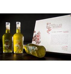 #olive #oil #extra #virgen #evoo #aove Castillo de Canena. Cata Horizontal