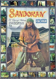 teleserie Sandokan el tigre de Malasia