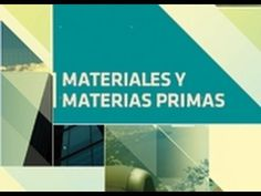Materiales cerámicos y materias primas. Contexto histórico y algunos procesos: video de Canal Encuentro.
