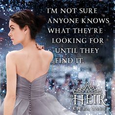 Quote from THE HEIR by Kiera Cass
