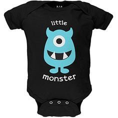 Little Monster 1 Baby One Piece - 3-6 months