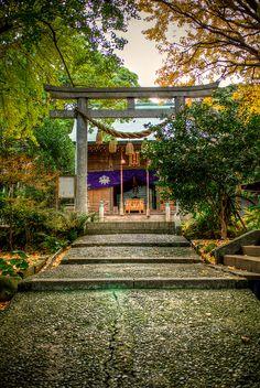 Hidden Shrine in Enoshima   Flickr - Photo Sharing!