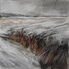 """Résultat de recherche d'images pour """"charcoal drawing landscape"""""""