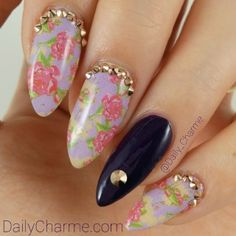 daily_charme #nail #nails #nailart