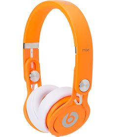 The Beats By Dre Mixr Neon Orange Limited Edition headphones are professional grade headphones that deliver quality sound so you hear every element of a track. The Mixr headphones were created with the help of the worlds biggest DJ <em>David Guetta</em> a