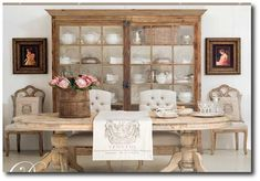 rustic french dining room Ballisty Ballisty C this is so you.