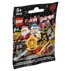 Check out LEGO Minifigures Series 8 8833 from Tesco direct