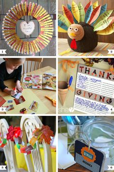 Thanksgiving crafts: 6 ways to share your thankfulness