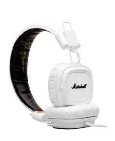 Marshall  - Major FX White - 99 € TTC - Casque audio by ToneMove
