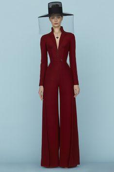 Ulyana Sergeenko | Haute Couture Spring Summer 2015
