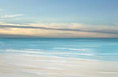 Wall decor, wall art, beach art, beach decor, ocean art by Francine Bradette-FREE S&H