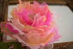 Boutonniere brooch. Bridesmaids flower.  Silk by ALICEinFLOWER, €50.00