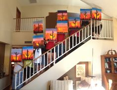 Yourartparty.com  Hosting a paint party is easier than you might think! #yourartparty Phoenix