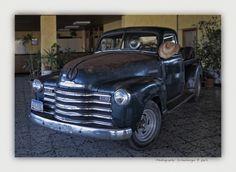 Chevrolet (Chevy) Pick Up Bj. 1948