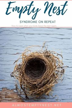Adjusting to adult children living at home can be difficult. Adjusting to adult children leaving again, even more so. Sharing reader empty nest syndrome experiences and how to cope when your kids leave the nest again. Empty Nest Syndrome on Repeat. I think you'll find some comfort in these tips for becoming an empty nester again. Jesus Is My Friend, Empty Nest Syndrome, Beauty Over 40, Book A Hotel Room, What Is Work, Scholarships For College, On Repeat, Parenting Teens, Good Good Father