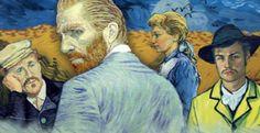 Η μυστηριώδης ζωή του Βίνσεντ Βαν Γκόγκ σε ένα μαγικό animation μεγάλο...