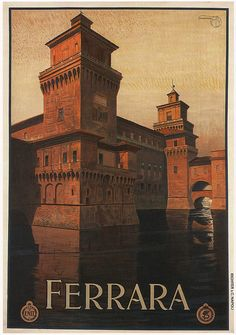 Mario Borgoni, Ferrara, 1927 | Flickr - Photo Sharing!