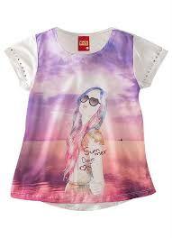Resultado de imagem para blusas para meninas