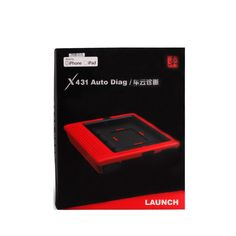 With this Launch X431 Auto Diag, your iPhone or Ipad will turn to be a powerful diagnostic scanner!Update by Launch website - after you register successfully, You can download diagnostic software you want into your iPhone or iPad.Then, connect your iPhone / iPad with Launch X431 Auto Diag, you can diagnose the cars.Please notice there is no software in package