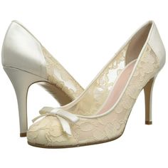 661217607e66 Kate Spade New York Katerina Ivory Lace Satin · Mint Wedding ShoesBridal  ShoesZappos ...