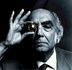 José Saramago, Portuguese writer, Nobel for literature in 1998.